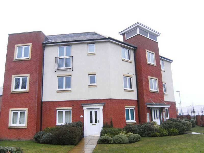 2 Bedrooms Apartment Flat for sale in Rothesay Gardens, Wolverhampton WV4