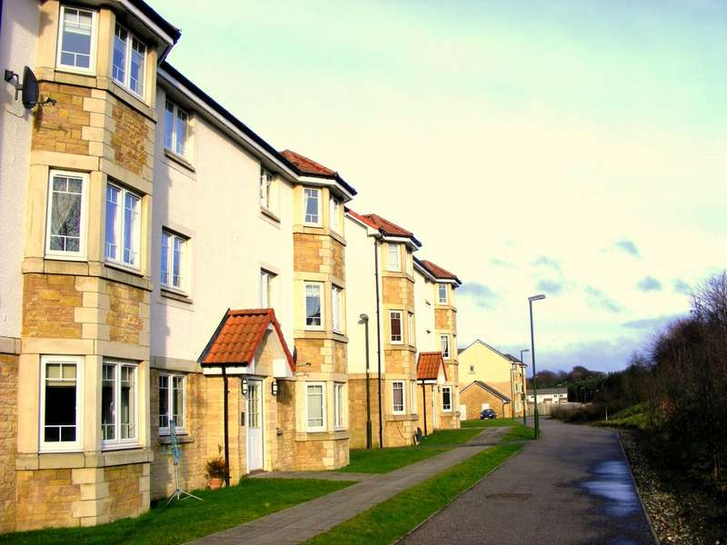2 Bedrooms Apartment Flat for sale in Meikleinch Lane, Westerinch, Bathgate EH48