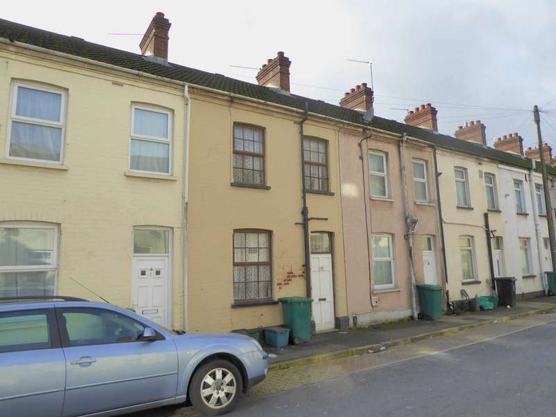 3 Bedrooms Terraced House for sale in Witham Street, Newport NP19