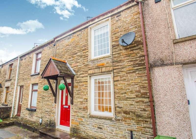 3 Bedrooms Terraced House for sale in Ebenezer Street, Pontypridd