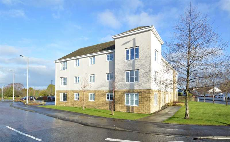 2 Bedrooms Apartment Flat for sale in West Wellhall Wynd, Hamilton. Ground floor with own main door entrance