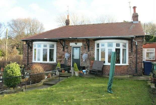 2 Bedrooms Detached Bungalow for sale in Green Road, Skelton
