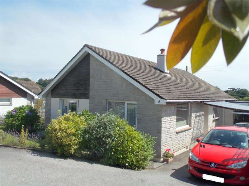 3 Bedrooms Detached Bungalow for sale in Parc Stephney, Budock Water, Cornwall