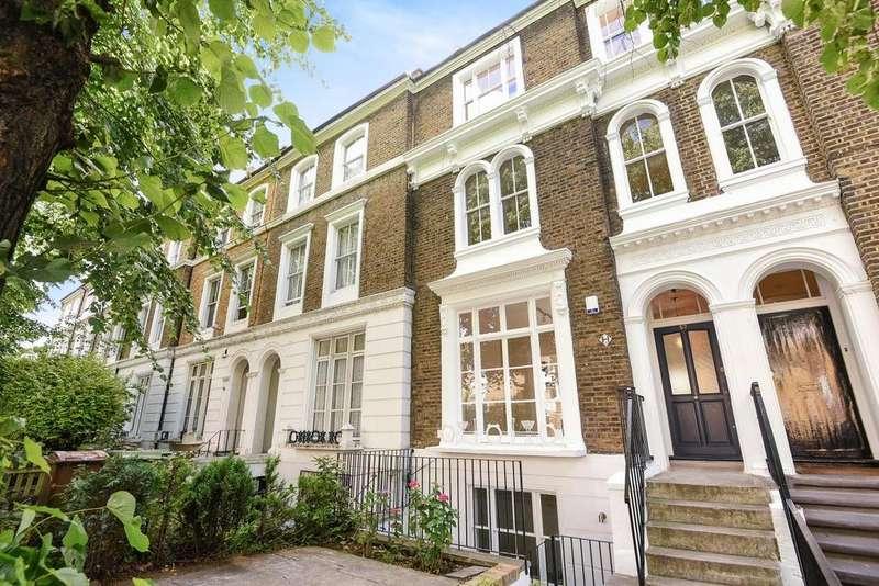 3 Bedrooms Flat for sale in Trafalgar Avenue, Peckham