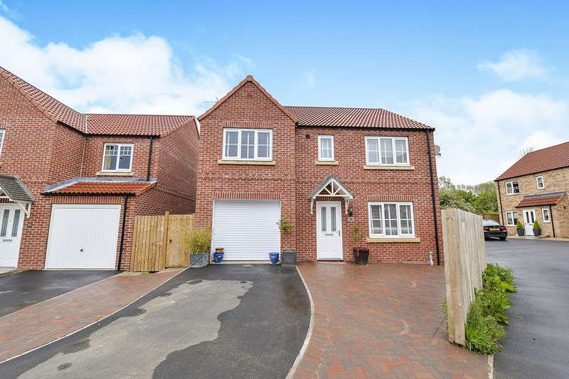 5 Bedrooms Detached House for sale in Evergreen Way, Norton, Malton, YO17