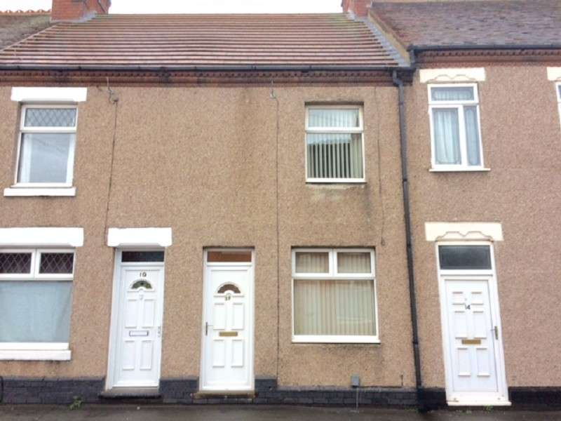 2 Bedrooms Property for sale in Jodrell Street, Nuneaton, Warwickshire. CV11 5EE