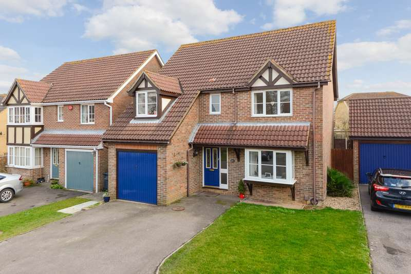 4 Bedrooms Detached House for sale in Saw Lodge Field, Park Farm, Ashford, TN23