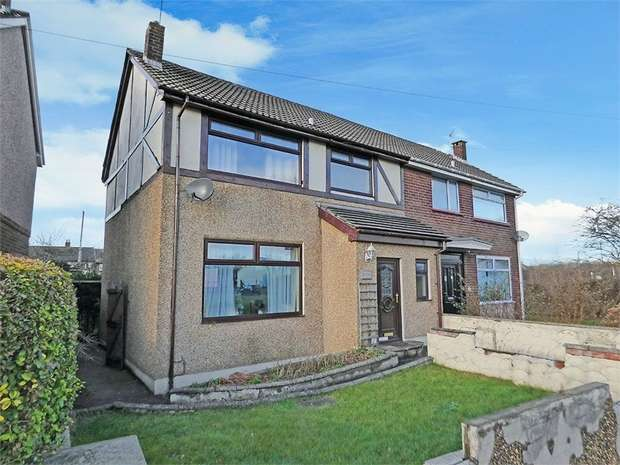 3 Bedrooms Semi Detached House for sale in Abbotsmead Approach, Barrow-in-Furness, Cumbria
