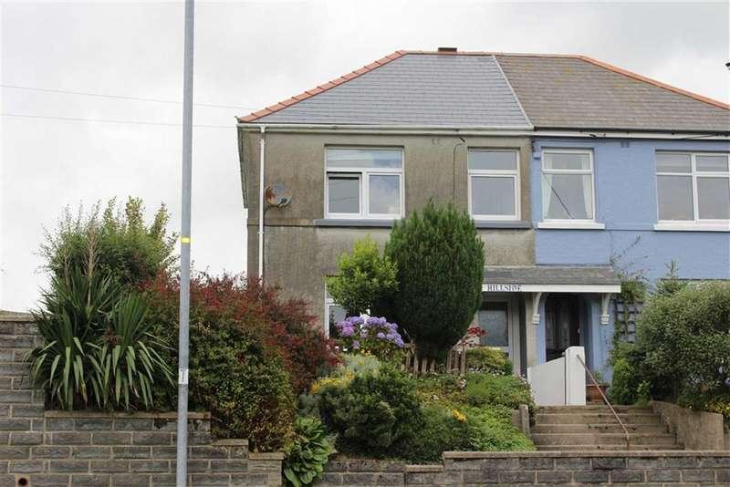 3 Bedrooms Semi Detached House for sale in Carmarthen Road, Kilgetty