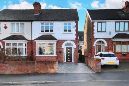 4 Bedrooms Semi Detached House for sale in Osborne Road, Doncaster
