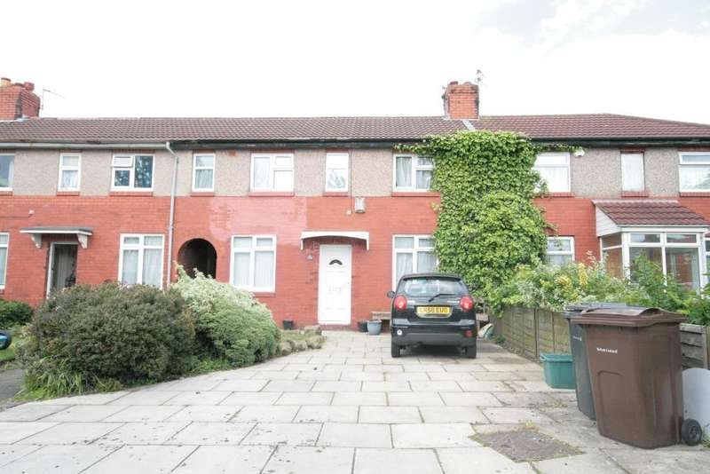 3 Bedrooms Terraced House for rent in Lytham road, Southport, PR9 9UW