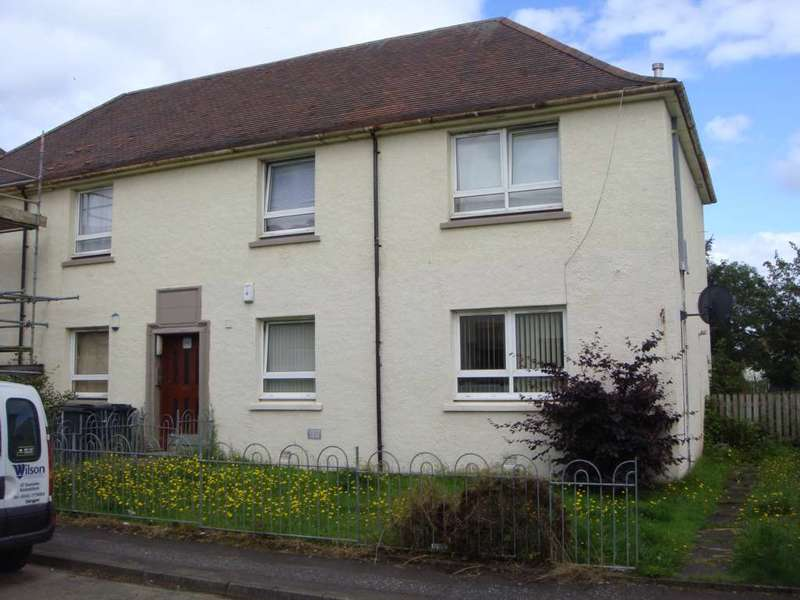2 Bedrooms Flat for rent in Slatefield, Lennoxtown
