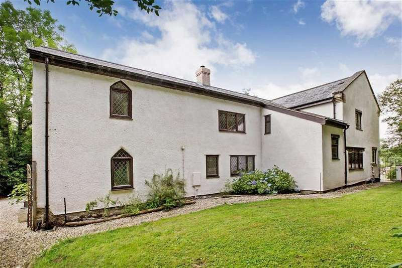 5 Bedrooms Detached House for sale in Blackdown Hills, Honiton, Devon, EX14