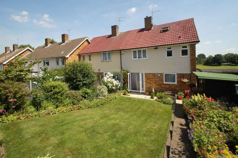 3 Bedrooms End Of Terrace House for sale in Spring Lane, Hemel Hempstead, Herts