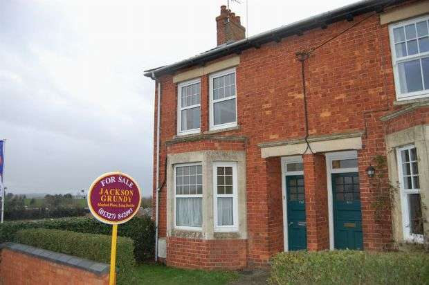 2 Bedrooms Terraced House for sale in Station Road, Long Buckby, Northampton NN6 7QA
