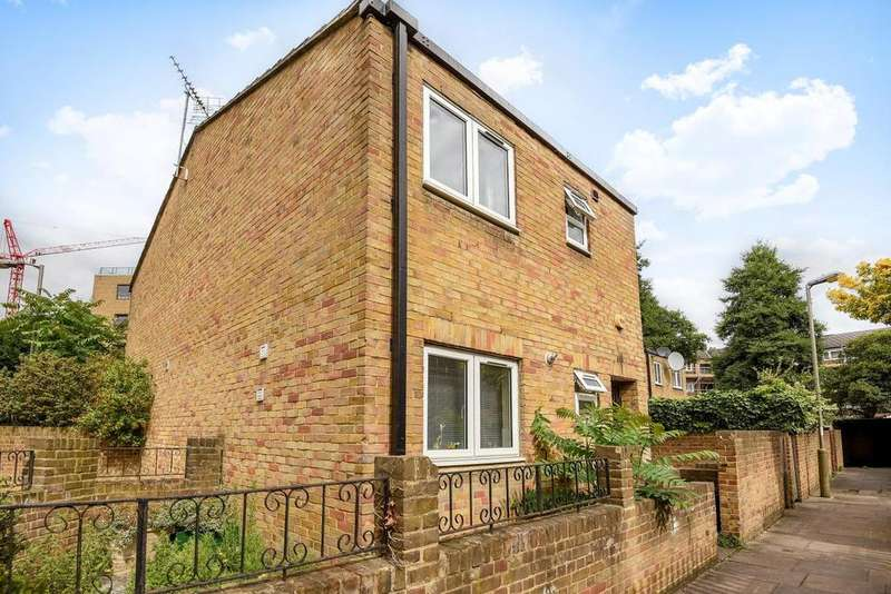 4 Bedrooms Terraced House for sale in Usk Road, Battersea