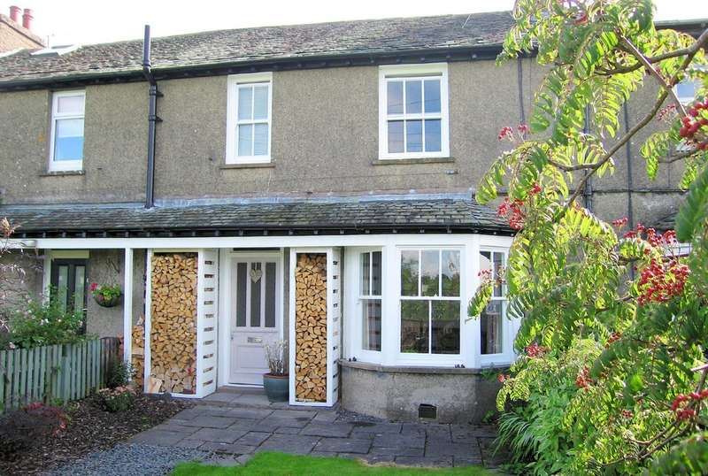 3 Bedrooms Terraced House for sale in 5 Oakbank Cottages, Skelsmergh, Kendal, Cumbria, LA8 9AQ
