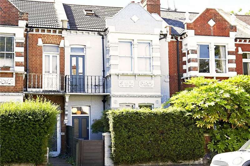 5 Bedrooms Terraced House for sale in St. Margarets Road, Richmond, Twickenham, TW1