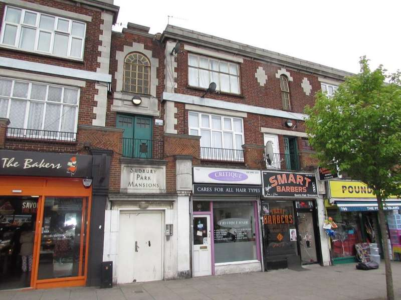 2 Bedrooms Flat for sale in Harrow Road, Wembley HA0