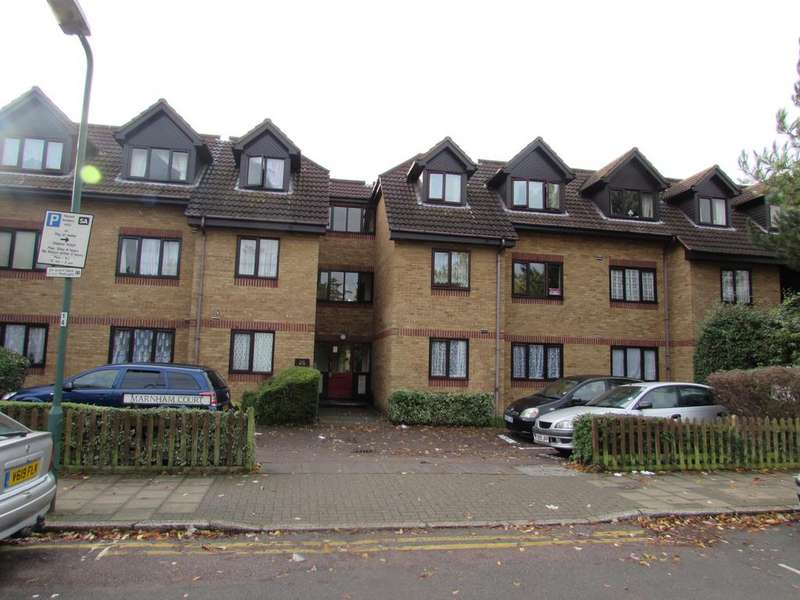 1 Bedroom Flat for sale in Marnham Court, Harrow Road, Wembley, Middlesex HA0
