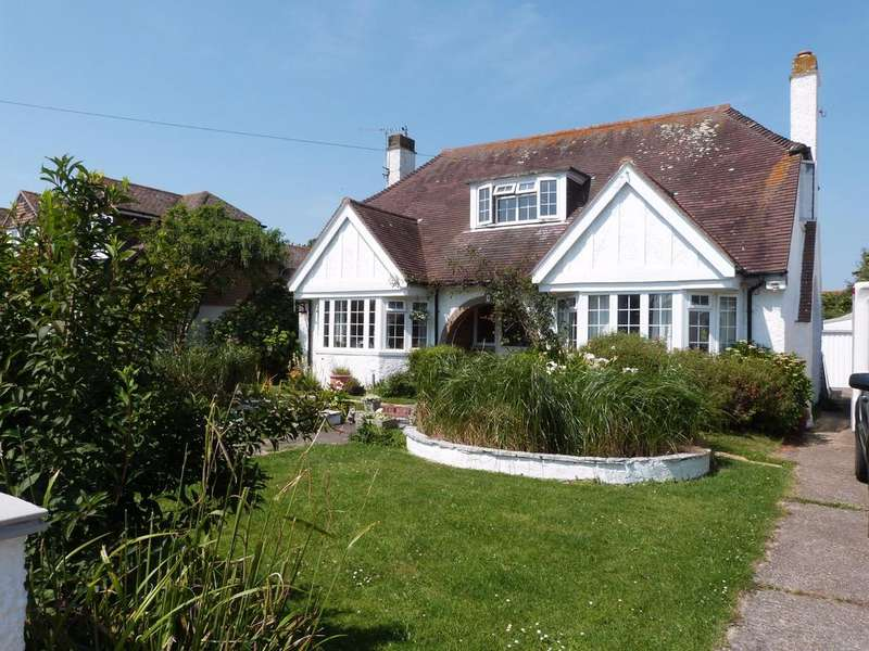 3 Bedrooms Detached House for sale in The Bridgeway, Selsey