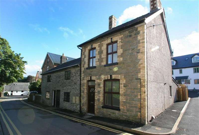 2 Bedrooms Semi Detached House for rent in Wylcwm Street, KNIGHTON, Knighton, Powys