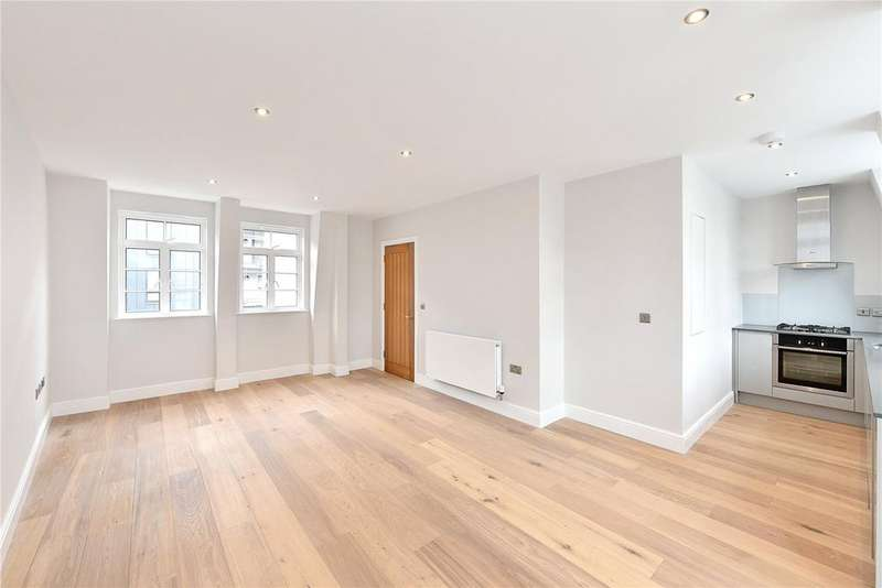 1 Bedroom Flat for sale in Hertford Road, Hackney, London