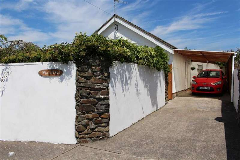 3 Bedrooms Detached Bungalow for sale in Michaels Field, Mumbles