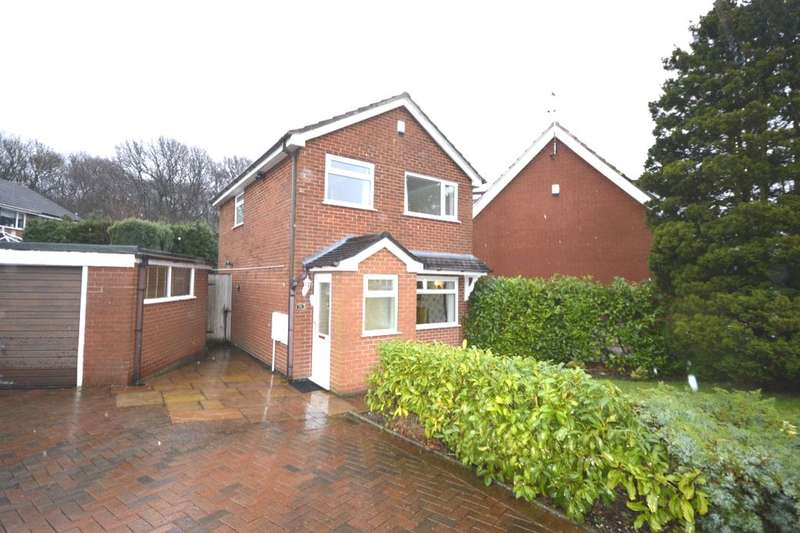 3 Bedrooms Detached House for sale in Defoe Drive, Parkhall, Stoke-On-Trent, ST3
