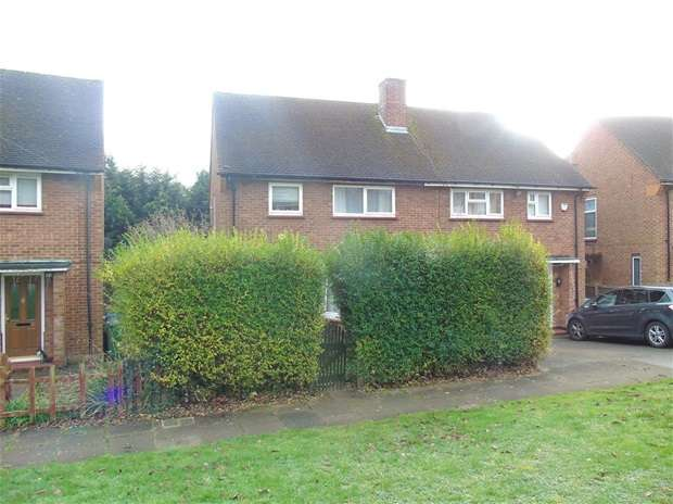 3 Bedrooms Semi Detached House for sale in Newhouse Crescent, Watford