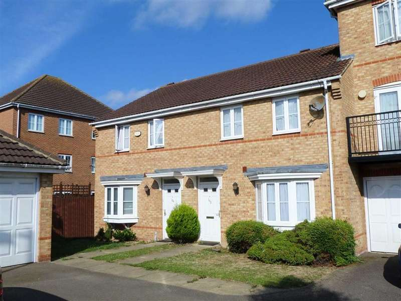 3 Bedrooms Terraced House for sale in Campion Road, Hatfield