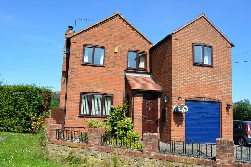 4 Bedrooms Detached House for sale in Hillside View, Wall Under Heywood, Church Stretton SY6