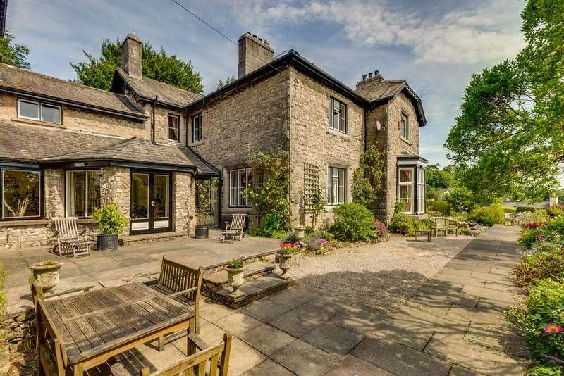 6 Bedrooms Semi Detached House for sale in The Old Parsonage, 6 Grange Fell Road, Grange-over-Sands, Cumbria, LA11 6BJ