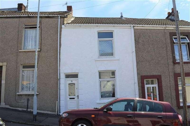 2 Bedrooms Terraced House for sale in Inkerman Street, Swansea, SA1