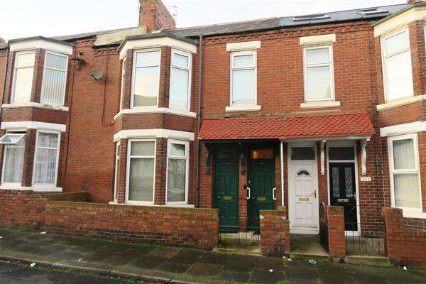 2 Bedrooms Apartment Flat for sale in St Vincent Street, South Shields