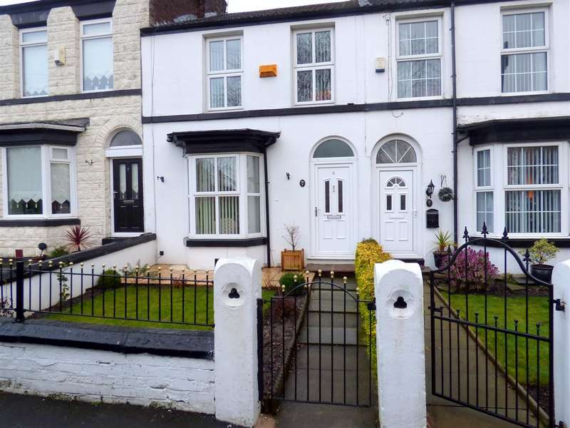 2 Bedrooms Terraced House for sale in West View, Huyton, Liverpool