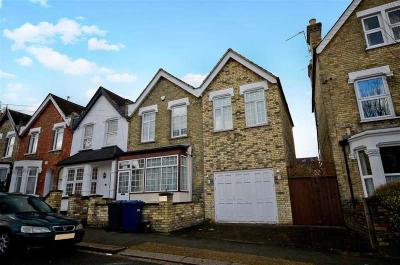 5 Bedrooms End Of Terrace House for sale in Glenthorne Road, Friern Barnet, N11