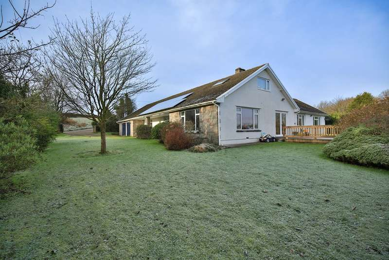 6 Bedrooms Detached House for sale in St. Mary Hill, St. Mary Hill, Bridgend