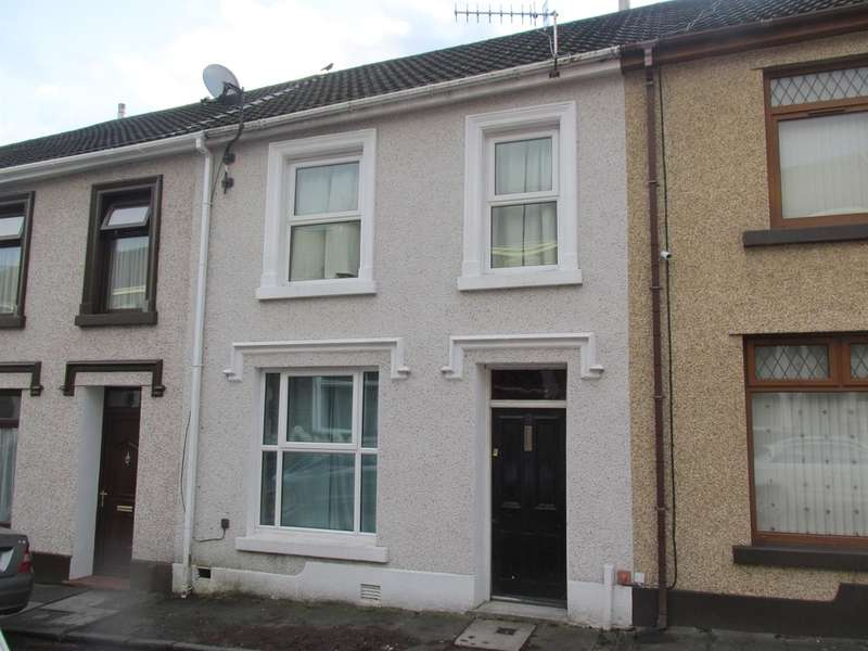 2 Bedrooms Terraced House for sale in Brunswick Street, Merthyr Tydfil