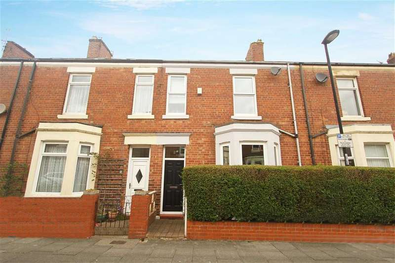 3 Bedrooms Terraced House for sale in Hawthorne Grove, Wallsend