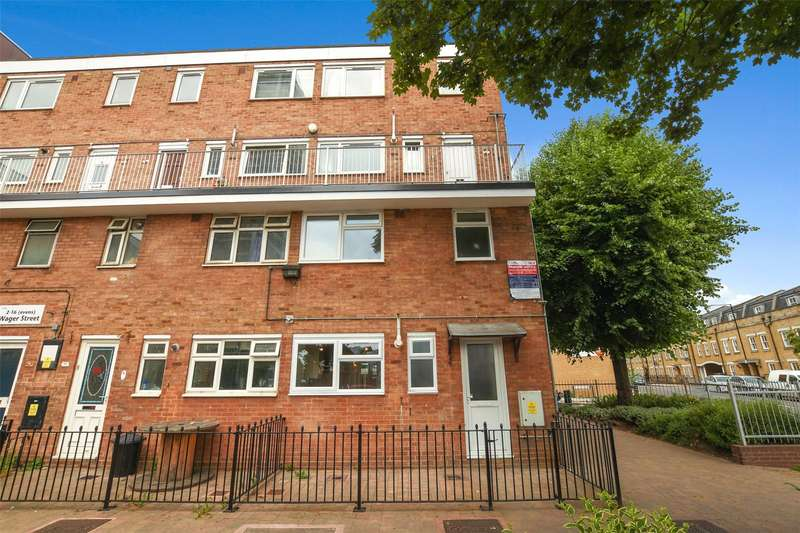 3 Bedrooms Flat for sale in Wager Street, Bow, London, E3