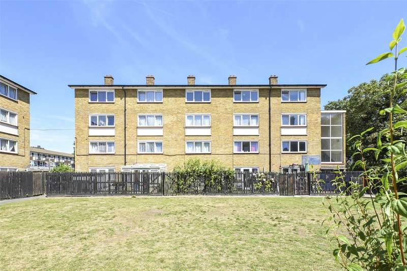 2 Bedrooms Flat for sale in Harris House, Alfred Street, London, E3