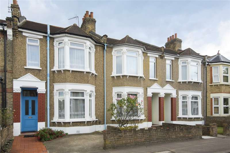 3 Bedrooms Terraced House for sale in Gordon Road, London, E11