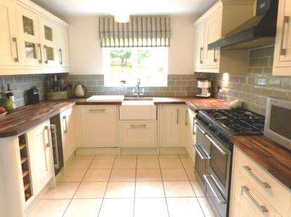 4 Bedrooms Detached House for sale in Home Leys Way, Wymeswold, Loughborough, Leicestershire