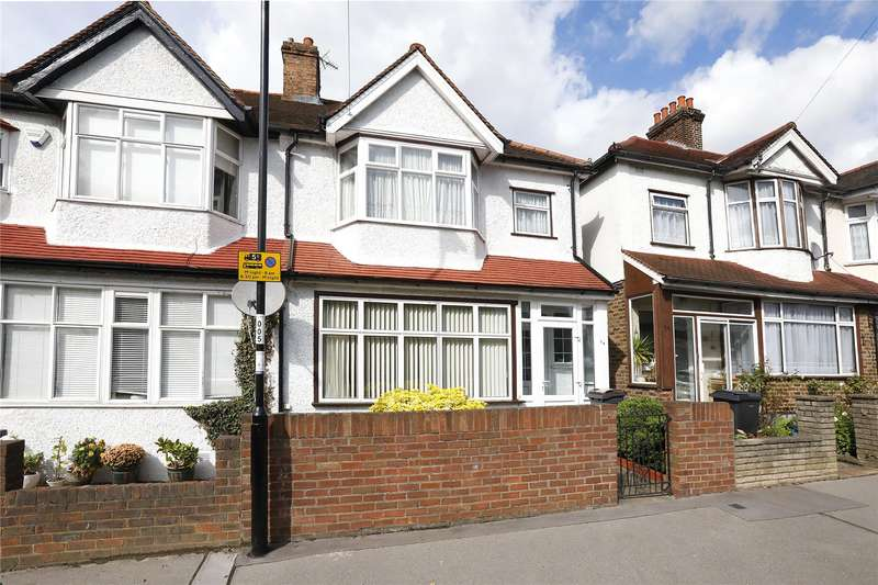 3 Bedrooms Semi Detached House for sale in Alton Road, Croydon