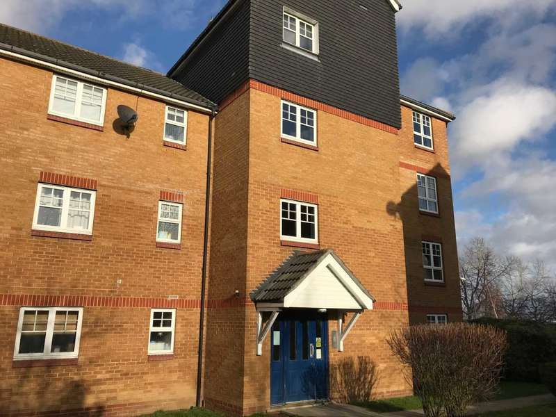 2 Bedrooms Apartment Flat for sale in Greenhaven Drive, Thamesmead, SE28 8FX