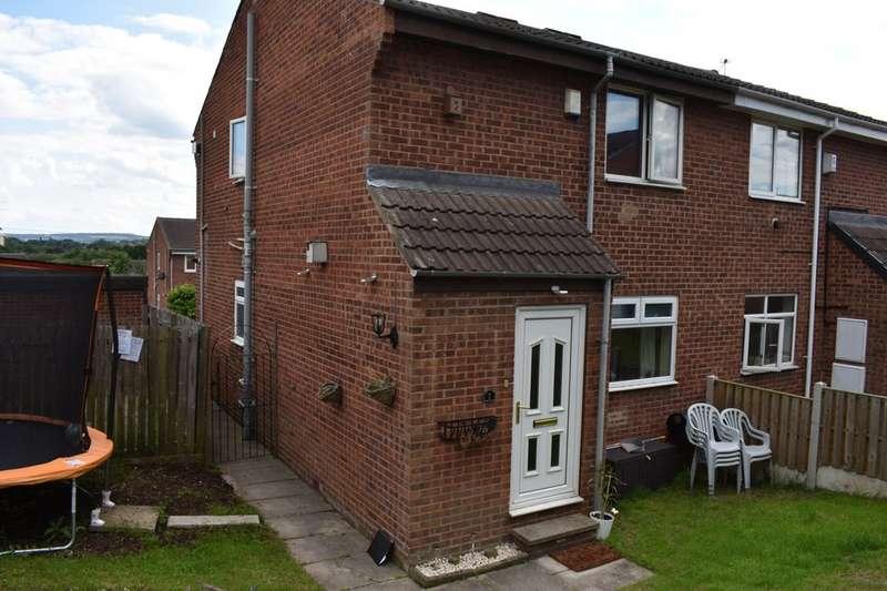 1 Bedroom Apartment Flat for sale in Hazel Court, Wakefield WF2