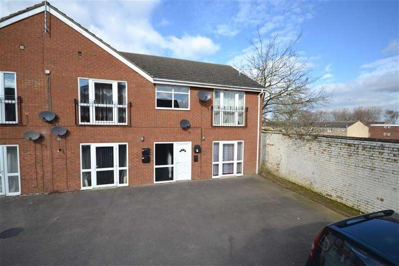 2 Bedrooms Flat for sale in Chapmans Court, Mill Road, Kettering