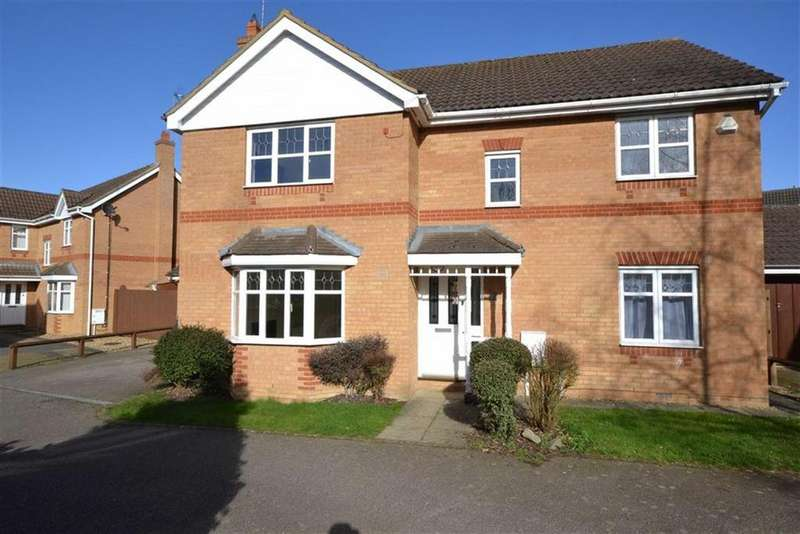 4 Bedrooms Detached House for rent in Settlers Fields, Kettering