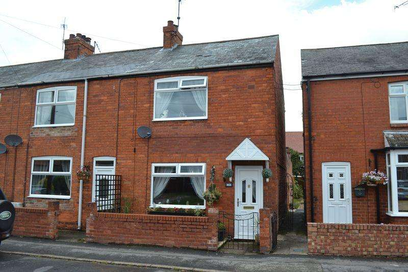 3 Bedrooms End Of Terrace House for sale in Green Lane, Barrow-Upon-Humber